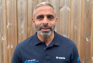 Varta partners with The Garage Inspector