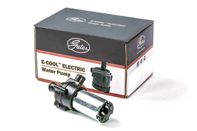 Gates extends range of electric water pumps