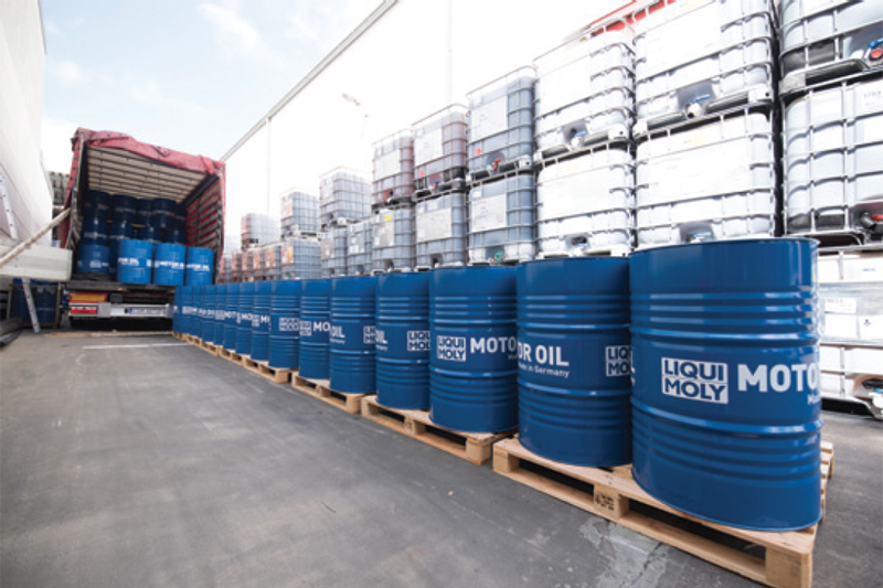 Liqui Moly develops motor oil