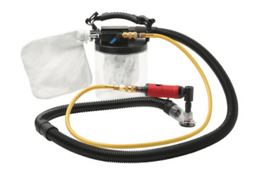 Chicago Pneumatic introduces dust extraction solution