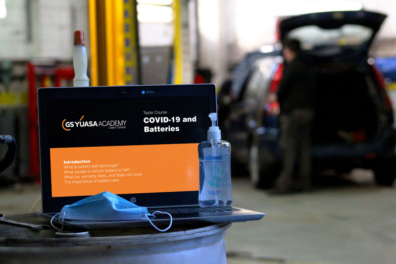 GS Yuasa launches COVID-19 and battery course