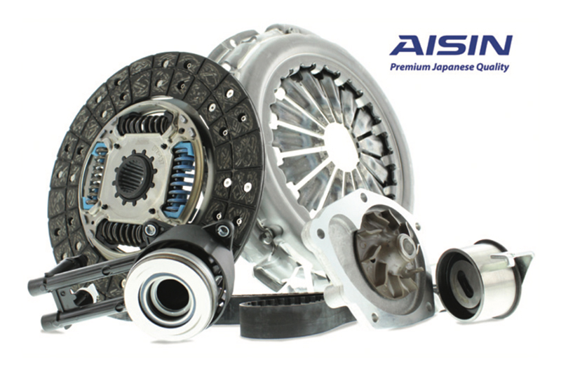 Aisin reflects on its history