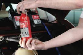 Kalimex projects high sales for JLM Lubricants
