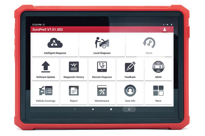 Launch UK develops Pro 5 Plus diagnostic tool