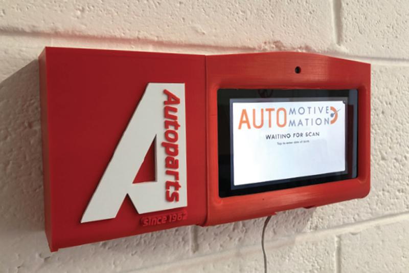 Automotive automation tma
