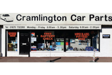 Cramlington Car Parts implements new platforms