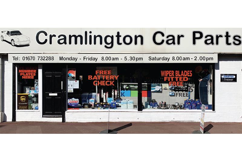 Cramlington Car Parts implements new platforms