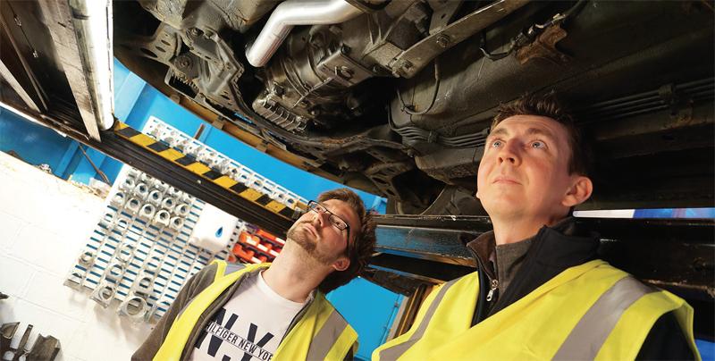 Klarius prepares to support ageing car parc