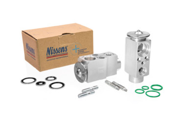 Nissens introduces thermal expansion valve