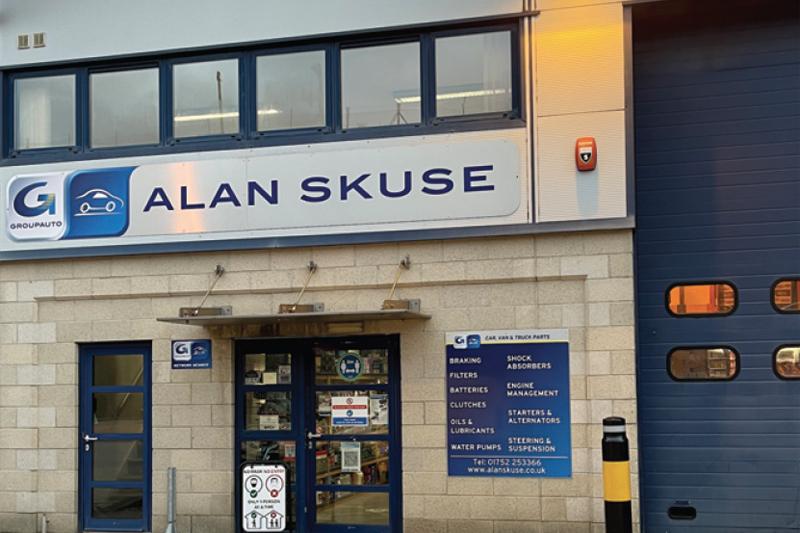 Alan Skuse Car Parts