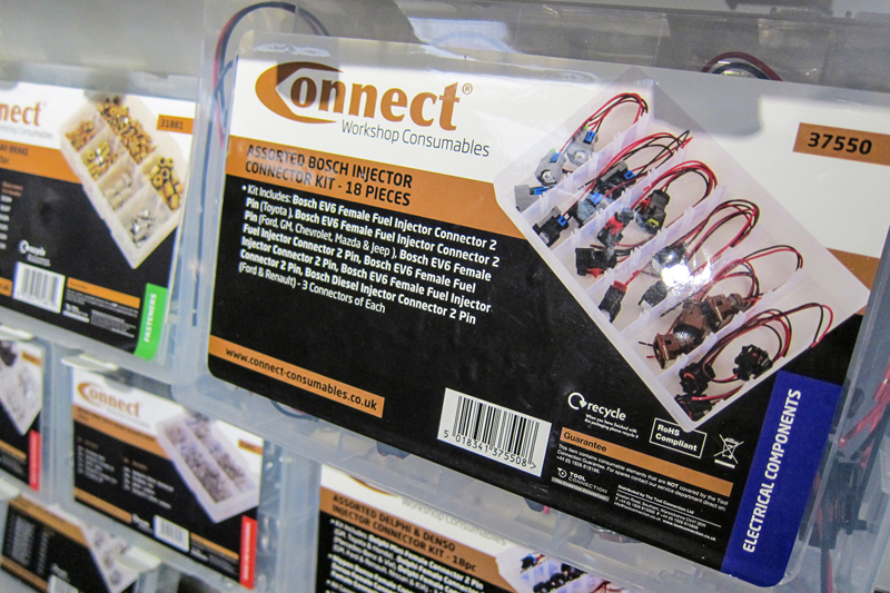 Connect Workshop outlines consumables range