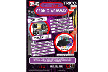 EAG launches promotion with TRICO