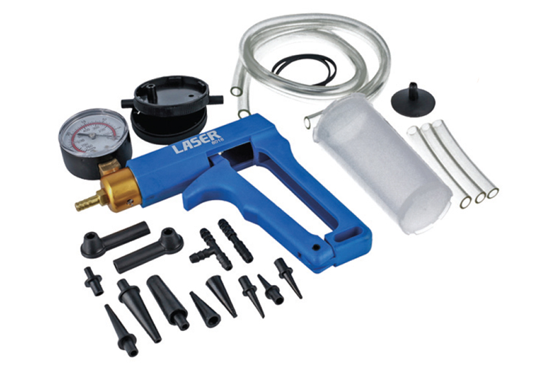 Laser Tools releases vacuum tester and bleeder kit