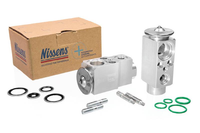 Nissens Automotive expands AC parts range