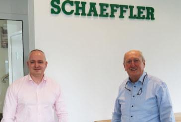 Schaeffler UK MD steps down