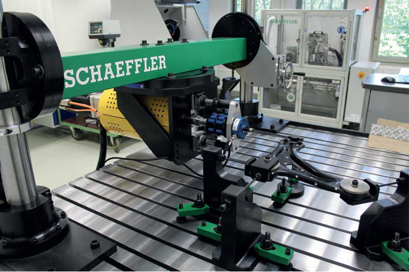 Schaeffler Steering and suspension