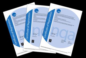 EAG renews ISO accreditation