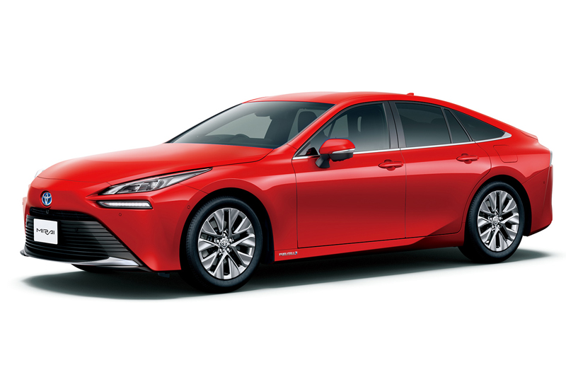 KYB partners up with Toyota