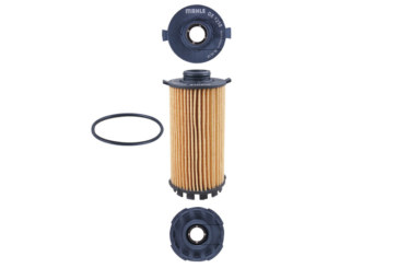 MAHLE extends filter range