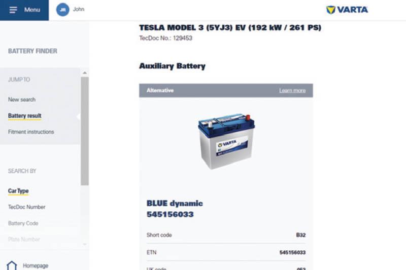 Clarios lead acid batteries