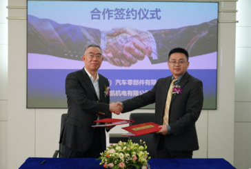 Dayco strengthens manufacturing in China