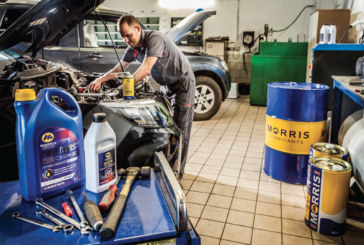 Morris Lubricants analyses engine hardware design