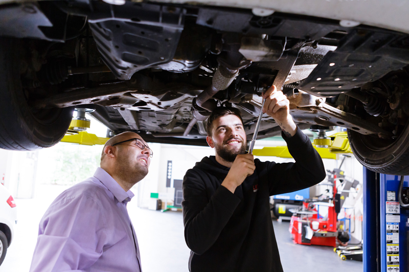 LKQ Euro Car Parts outlines focus areas for garages
