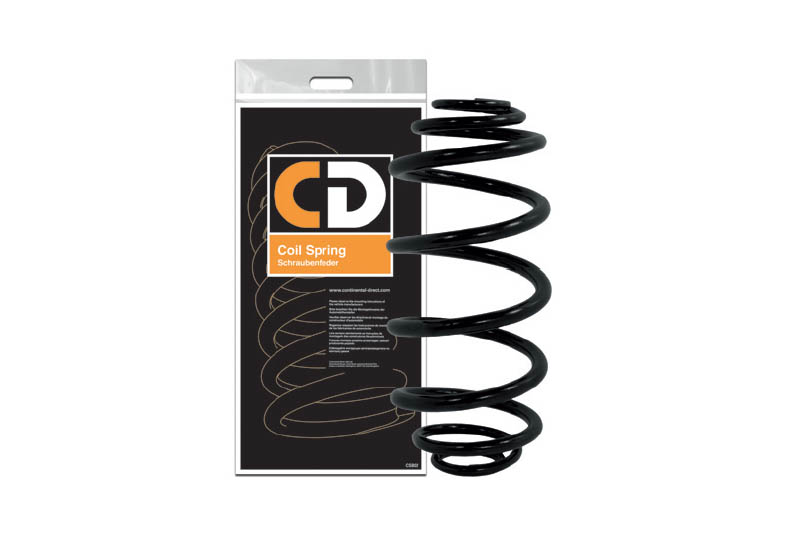 Continental Direct launches coil spring singles
