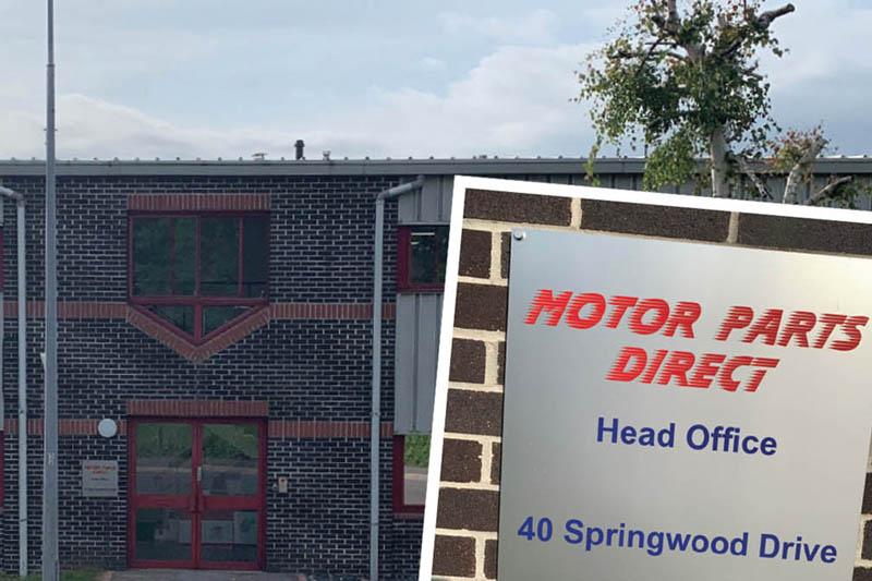 Motor Parts Direct details its expansion