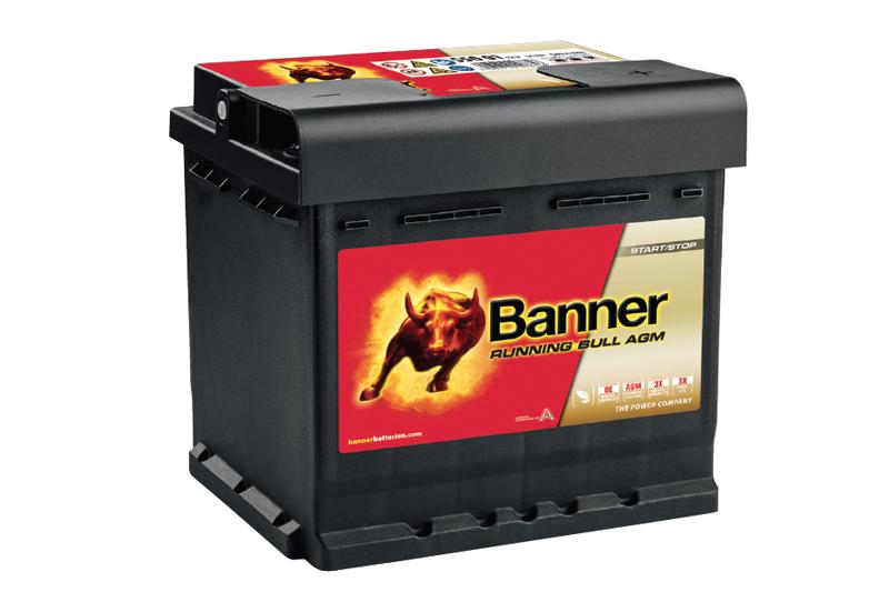 Banner lead-acid batteries