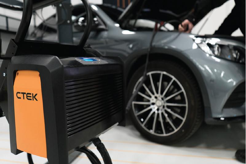 CTEK explains impact of lockdown on car batteries