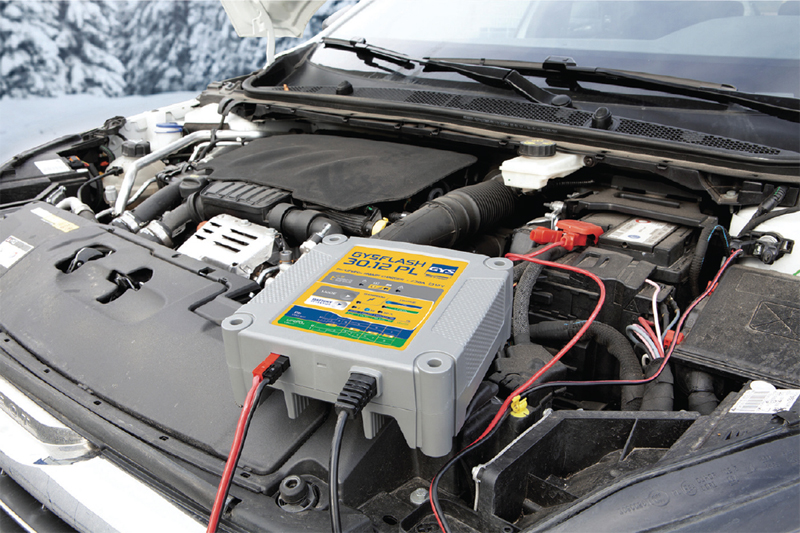GYS explains developments in battery support units