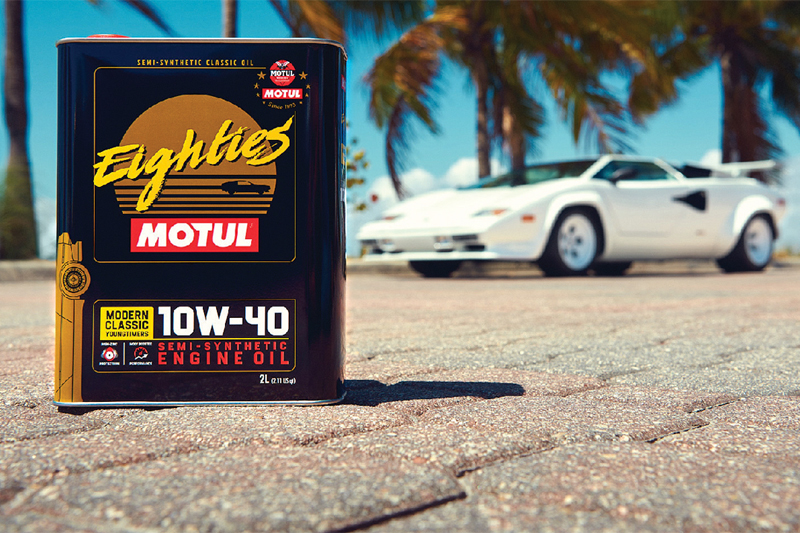 Motul details its stand at The Classic