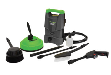 Sealey adds pressure washers to its range
