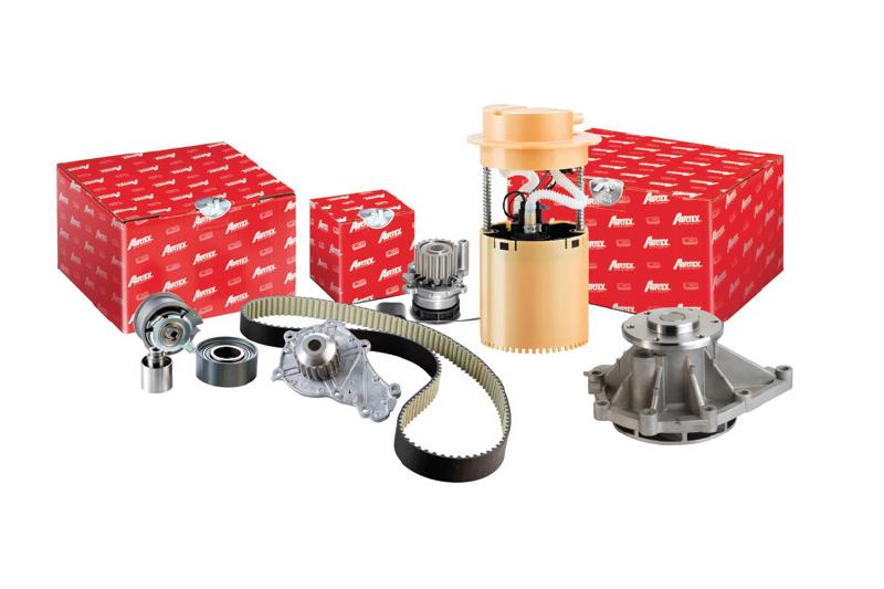 Airtex expands water pump range