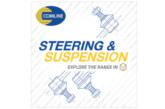 Comline grows steering and suspension portfolio