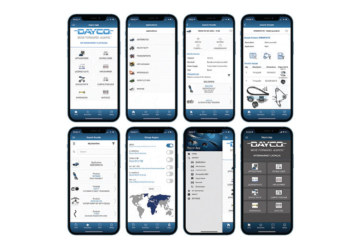 Dayco releases mobile app update