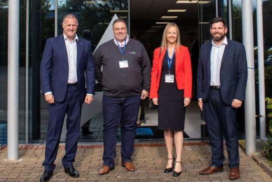 Recruitment specialists come together